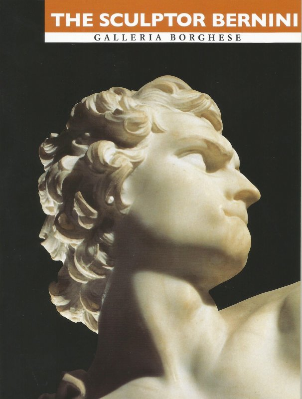 The Sculptor Bernini (English ed.)